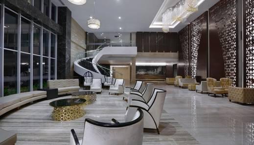 Aston Banyuwangi Hotel & Conference Center Banyuwangi - Lobby
