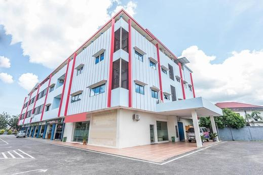 Airy Singkawang Barat Ahmad Yani Graha Wahana - Property Building
