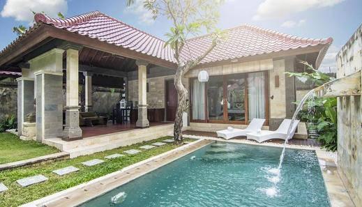 Tinggal Elite at Kerobokan Umalas Bali - Kolam Renang