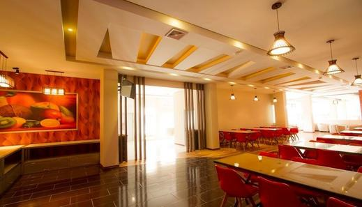 Hokkie Hotel Batam Punggur Kabil Nongsa Batam - Interior