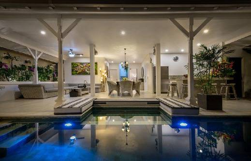 Ozamiz Villa Bali - Kolam Renang