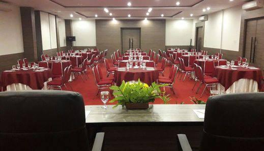 Hotel Candi Indah Semarang - RUANG MEETING
