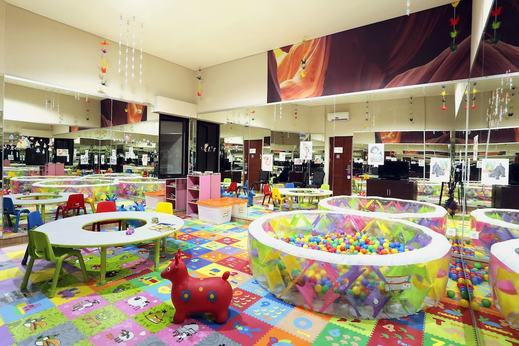 Kuta Central Park Hotel Bali - Childrens Play Area - Indoor