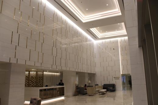 Gold Coast PIK Bahama Sea View Serviced Apartments Jakarta - Lobby