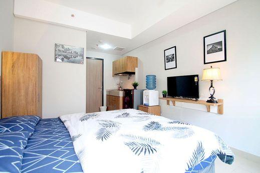 Apartemen Monroe Jababeka Cikarang Bekasi by Aparian Bekasi - Bedroom