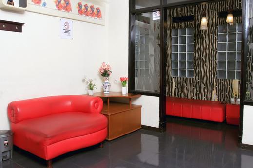 Bantal Guling Gatsu Bandung - Interior