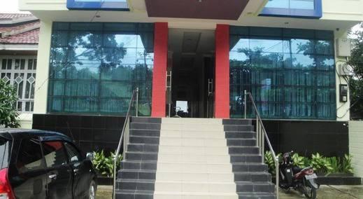Grand S.O. Hotel Kendari - lobi