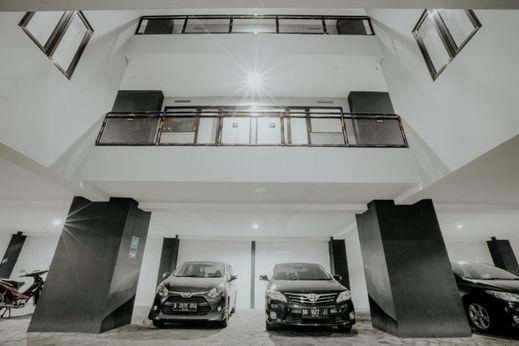 D'Paragon Pogung F Yogyakarta - interior