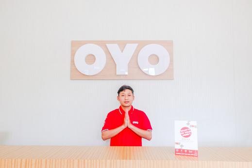 OYO 667 Demilo Inn Malang - reception