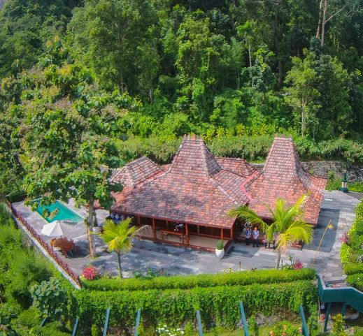 Villa Borobudur Resort Magelang - Villa Kayangan