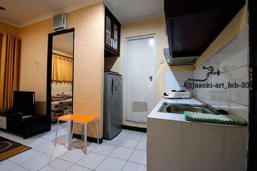 Sentra Timur Residence Jakarta - Bedroom