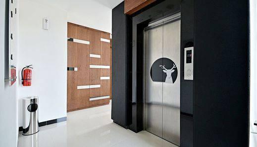 ZenRooms Taman Sari Ketapang - Lift