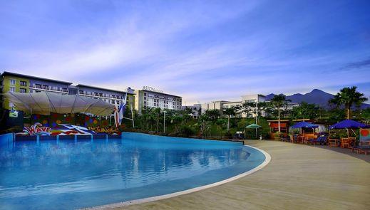 Aston Bogor - Outdoor Pool