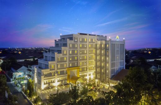 Pesonna Hotel Malioboro Yogyakarta Malioboro - Hotel