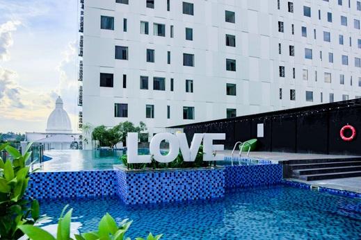 PRIME PARK Hotel Pekanbaru Pekanbaru - Pool