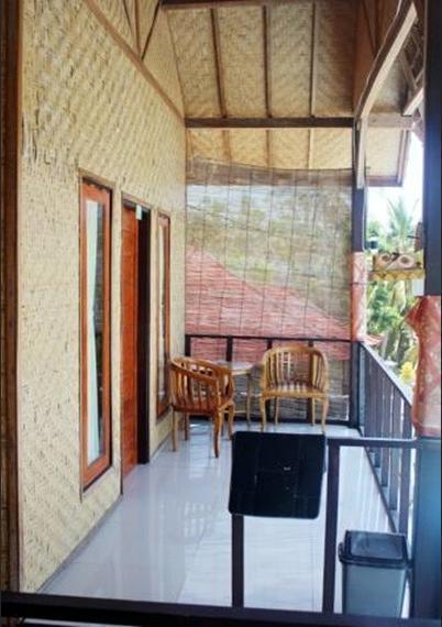 Road Hill Bungalow Bali - Interior