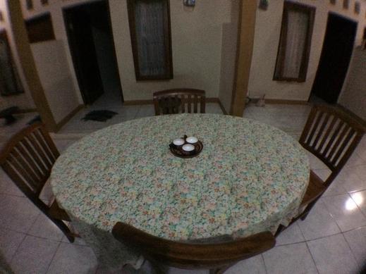 Jeges Homestay Lombok - interior