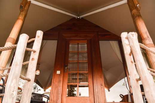 Oak Tree Glamping Resort Malang - Exterior