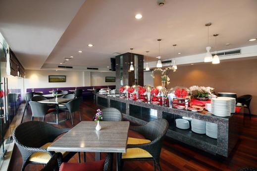 Airy Sumahilang Sisingamangaraja 32 Pekanbaru - Restaurant