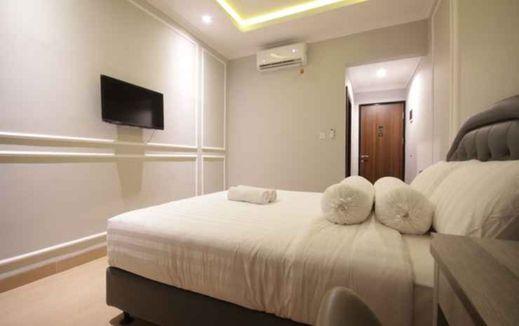 Flamboyan Residence Jakarta - Bedroom