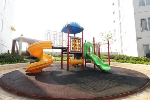 Travelibu @ Bassura City Apartment Jakarta - Playground