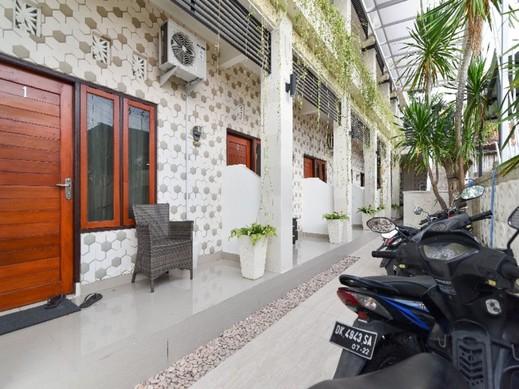 RedDoorz near Teuku Umar Barat Denpasar Bali - Exterior