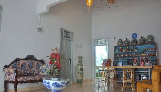 Rumah Delima Bandar Lampung - loby