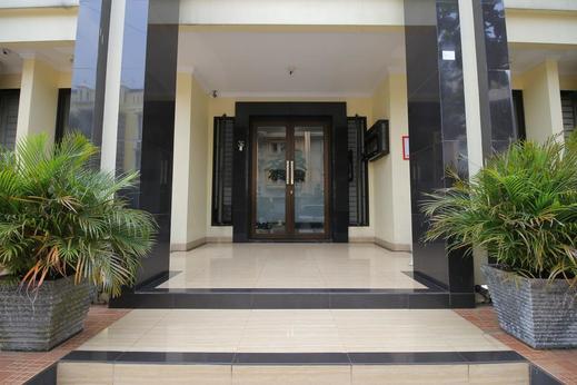 Airy Eco BSD Boulevard Residence AH Satu 36 Tangerang - Hotel Front