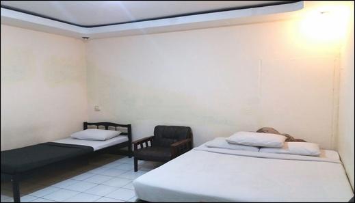 Puma Hotel Bandung - room