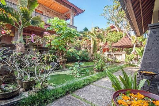 Gunung Merta Bungalows Bali - exterior