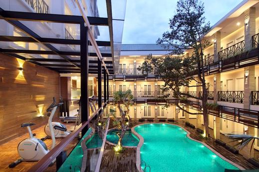 Gets Hotel Malang - Outdoor Pool