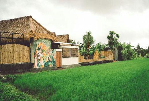 Capila Villa Canggu Bali - Exterior