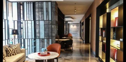 Springwood Natures Rooms Tangerang - Lobby