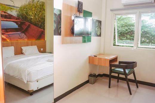 GreenHaus Inn Surabaya - Kamar