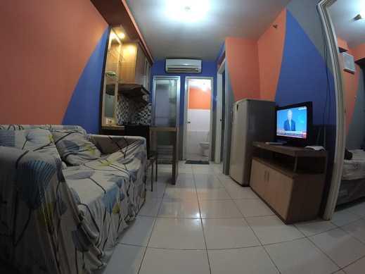Apartemen Kalibata City By Hoois Property Jakarta - Kamar