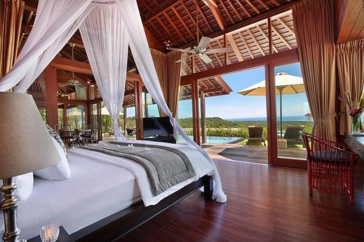 Hidden Hills Villas Bali - Guest room