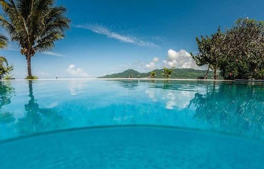 The Natsepa Resort and Conference Center Ambon - Kolam Renang