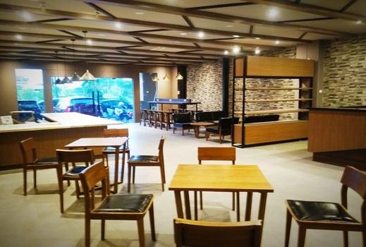 Hotel Marina Airport Semarang Semarang - Restaurant