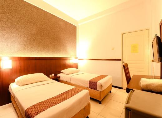 Hotel Jawa Surabaya - Standard Twiin
