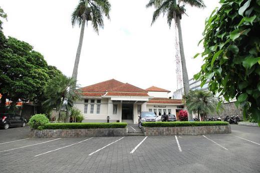 Airy Dago Sabuga Juanda 169 Bandung - Hotel Building