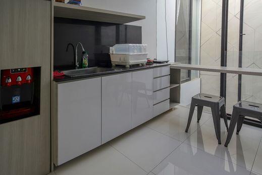 ZEN Rooms Tujutiga Suites Jakarta - Fasilitias Kamar