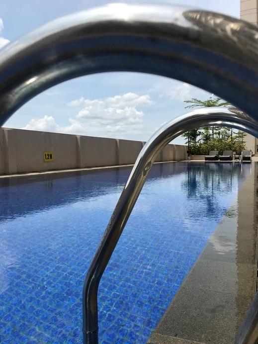 DNC Rent Apartement Mares 4 & 5 Depok - Pool