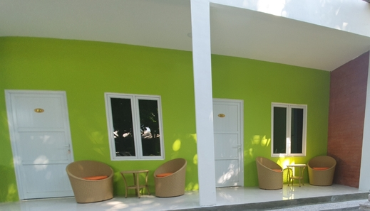 Evergreen Homestay Kupang - view
