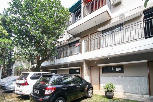 Airy Eco Rempoa Flamboyan Raya F2 Tangerang Selatan - Hotel Building