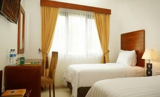 Assalaam Syariah Hotel Solo Solo - Kamar tamu