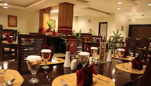 Hotel Ebony Batulicin Tanah Bumbu - Restauran
