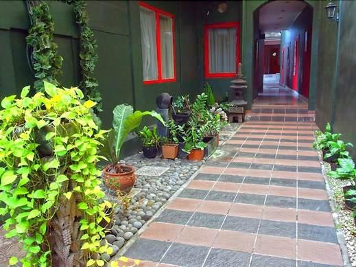 Maven Buncit Jakarta - Hallway