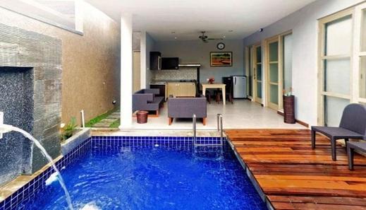 Bali Rich Villa Tuban Tuban - Facilities