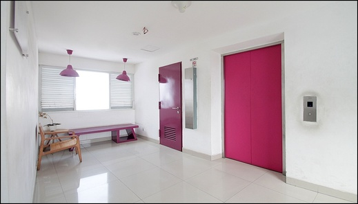Apartemen Aeropolis by Stay360 Tangerang - interior