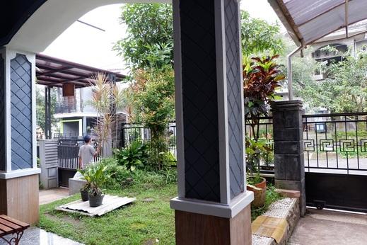Tidar Homestay Syariah Malang - bangunan